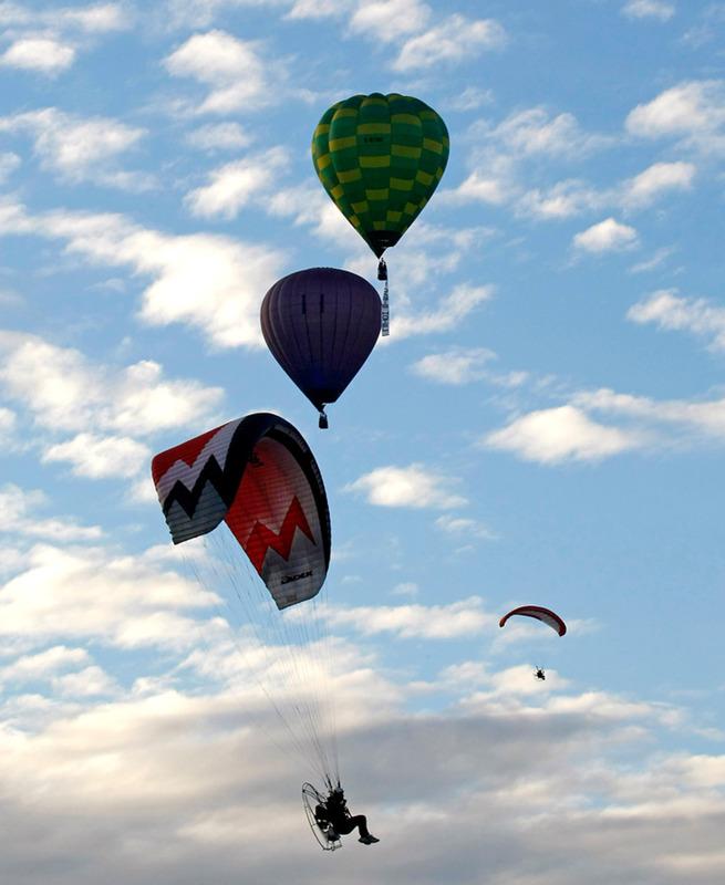 Philippines Hot Air Balloon Festival