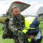 AN-2 podarili pravislavnoy shkole