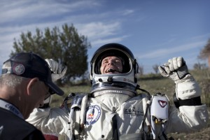 Red Bull Stratos - Second Manned Test Flight