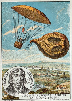first skydive 1797